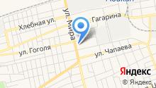 Toyota club на карте