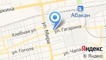 Почтовое отделение №2 на карте