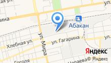 ТИТАН моторс Абакан на карте