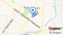 BOOTS на карте