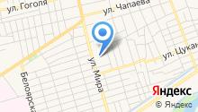 ProffСервис на карте