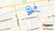 CENNIK-M на карте