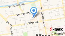 АВТОДОКТОР ХАКАСИИ на карте