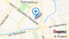Dент-студия на карте