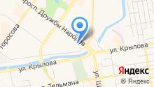 Туристский информационный центр Хакассии на карте