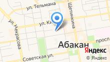 АГИТО - Магазин постельного белья на карте