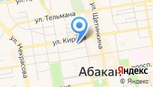 Astoria на карте