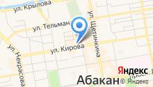 Tour-Сервис на карте