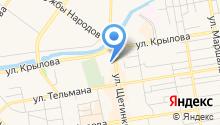 Юридический кабинет Исаевой Е.Н. на карте