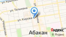 DENTEX на карте