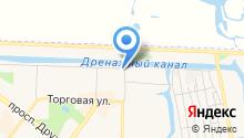 Южно-Сибирский поисково-спасательный отряд на карте