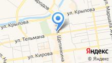 M`city на карте