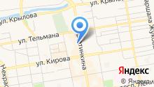 SAVAGE на карте