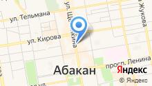 PROSTO на карте