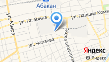 TOKIO на карте