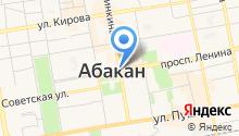 a на карте