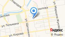 Восточный терминал на карте