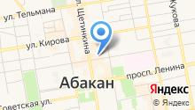 юридическая компания *агида* на карте