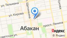 Юридический кабинет Шаталова И.А. на карте