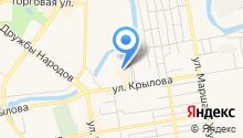 VID на карте