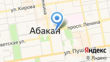 АврораПринт на карте