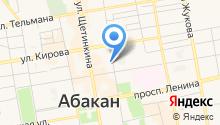 PROДвижение на карте