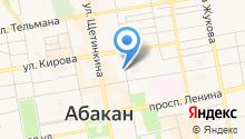 PARTAL на карте