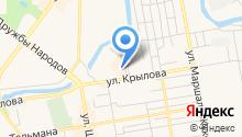 Tojiro на карте