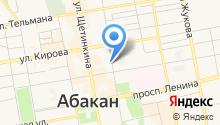abakanHelp на карте