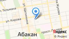 Grenka на карте