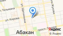 Магазин шин на карте