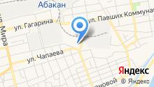 Exprof на карте