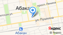 AutoLine на карте