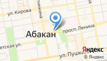 DiTi на карте