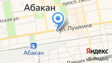 Universal на карте