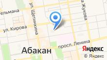 Автостраж на карте