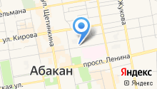 Юридический кабинет Фадеева Д.А. на карте