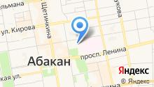VIP КВАРТИРЫ АБАКАНА на карте