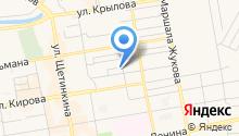 К7 на карте