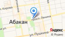 Exist на карте
