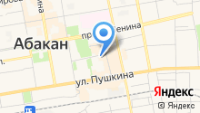 abakan.city на карте