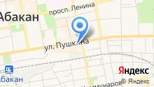 Джунгли города на карте