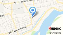 Lada Sport на карте