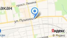 DIPAY на карте