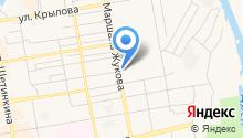 Ford-Club Абакан на карте