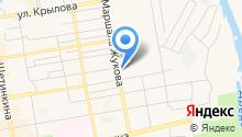 KrasАвто, магазин автозапчастей для грузовиков FAW, HOWO на карте