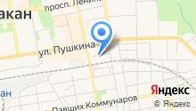 GORIZONT на карте