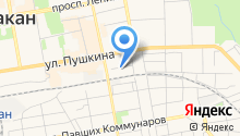 RenaultMarket на карте