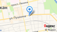 Елочный базар на карте