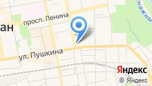 AutoEx на карте